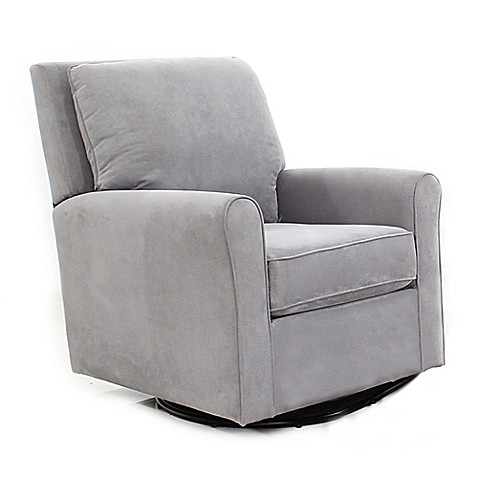 image of Abbyson Living® Silo Glider in Grey  sc 1 st  buybuy BABY & Gliders Rockers u0026 Recliners - buybuy BABY islam-shia.org