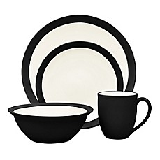image of Noritake® Colorwave Curve Dinnerware Collection in Graphite