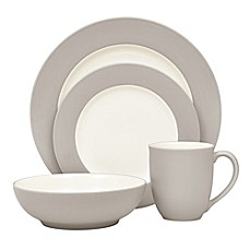 image of Noritake® Colorwave Rim Dinnerware Collection in Sand