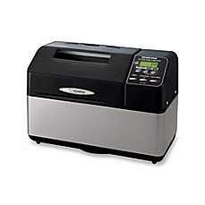 image of Zojirushi Black Home Bakery Supreme Bread Maker