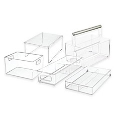 image of InterDesign® Bath Organizer Collection