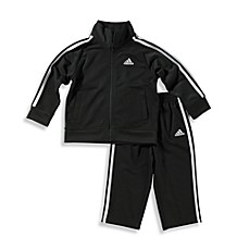 image of adidas® Kids Boy's Tricot Tracksuit Set