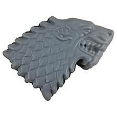image of Game of Thrones Stark Direwolf Sigil Silicone Cake Mold