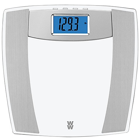 Weight Watchers 174 By Conair Glass Body Fat Bathroom