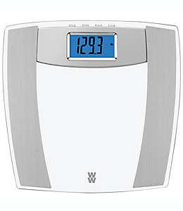 Báscula de vidrio Weight Watchers® Conair™ con análisis corporal