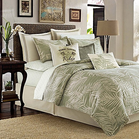Tommy bahama palms away comforter set bed bath beyond tommy bahamareg palms away comforter set gumiabroncs Gallery