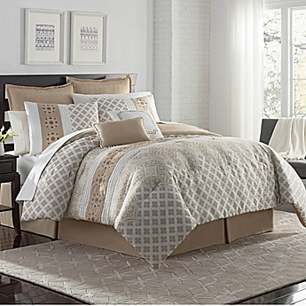 Lovely VCNY Home Adisha Comforter Set