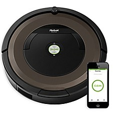 image of iRobot® Roomba® 890 Wi-Fi® Connected Vacuuming Robot