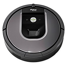 image of iRobot® Roomba® 960 Wi-Fi® Connected Vacuuming Robot