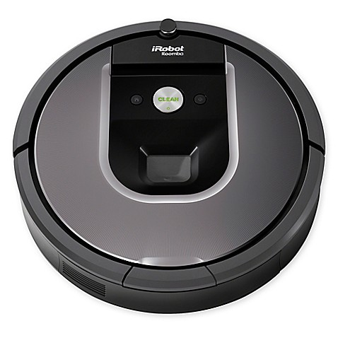 irobot roomba 960 wi fi connected vacuuming robot bed bath beyond. Black Bedroom Furniture Sets. Home Design Ideas