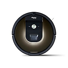image of iRobot® Roomba® 980 Wi-Fi® Connected Vacuuming Robot