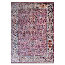 image of Artisan by Nicole Miller Distressed Area Rug