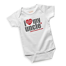 image of Sara Kety® I Love My Uncle Bodysuit
