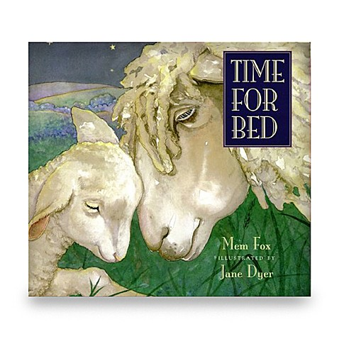 Buy Time For Bed Board Book From Bed Bath Amp Beyond