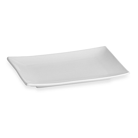 Everyday White® by Fitz and Floyd® 11-Inch x 8-Inch Rectangular Tray