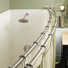 Moen Shower Rod Bed Bath Beyond