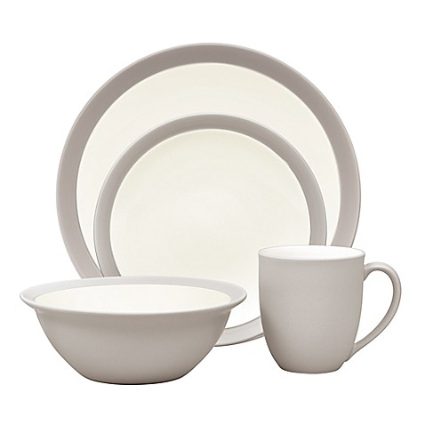 Noritake® Colorwave Curve Dinnerware Collection in Sand - Bed Bath ...