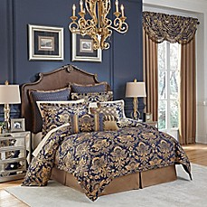image of Croscill® Cordero Reversible Comforter Set