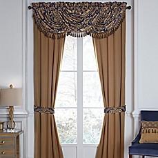 CroscillR Cordero 84 Inch Window Curtain Panel Pair In Brown
