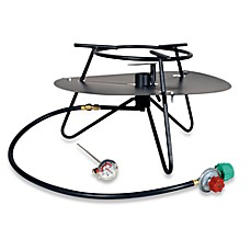 image of King Kooker® 12-Inch Portable Propane Outdoor Burner