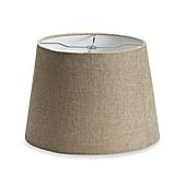 mix u0026 match medium 14inch linen drum lamp shade in tan