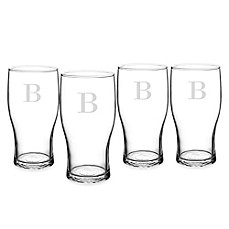 image of Cathy's Concepts Craft Beer Glasses (Set of 4)