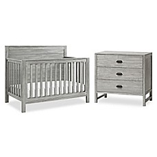 Fairway Nursery Furniture Collection In Rustic Grey