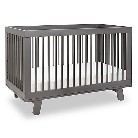 babyletto detail wood musen crib in hudson product convertible cribs