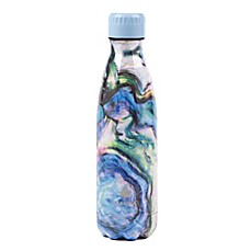 image of Manna™ Vogue® 17 oz. Double Wall Stainless Steel Bottle in Mother of Pearl
