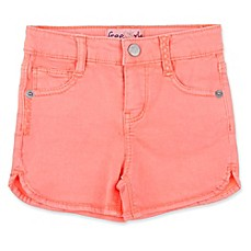 image of Freestyle Revolution Twill Shorts in Coral
