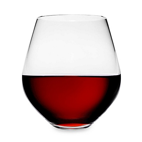 Lenox® Tuscany Classics® 20 oz. Stemless Red Wine Glasses (Set of 4)