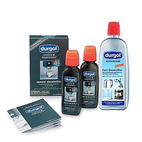 Durgol® Express Decalcifier/Descaler Cleansers