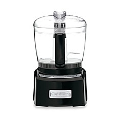 image of Cuisinart® Elite Collection 4-Cup Food Processor in Black