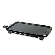 image of Nostalgia™ Electrics  Nonstick Electric Griddle with Warming Tray
