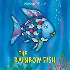 image of The Rainbow Fish Board Book by Marcus Pfister