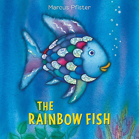 The Rainbow Fish Board Book By Marcus Pfister Buybuy Baby