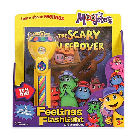 The Moodsters™ Feelings Flashlight and Storybook