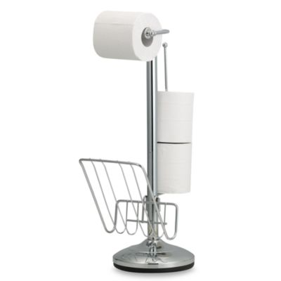 Toilet Paper Stand and Reserve Holder Bed Bath Beyond