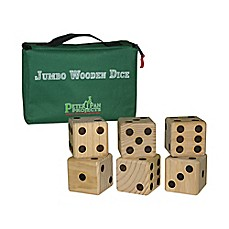 image of Maranda Enterprises Jumbo Wooden Dice