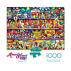 image of Buffalo Games™ 1000-Piece Aimee Stewart Vintage Toy Shelf Puzzle