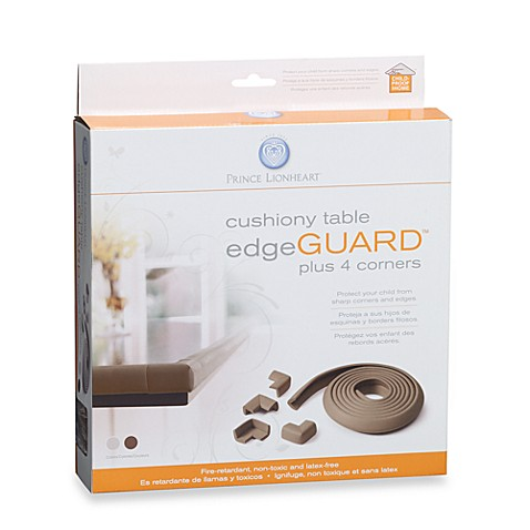 table edge guard. prince lionheart\u0026reg; table edge guard\u0026#153; guard