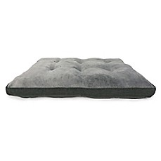 image of Large Orthopedic Pet Bed in Grey