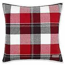 image of eddie bauer lodge square throw pillow