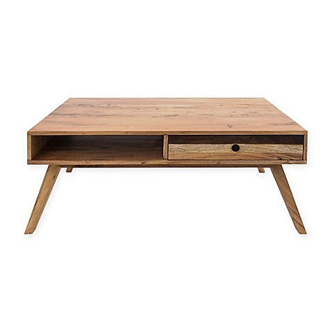 yosemite home decor coffee table yosemite home d 233 cor tarryall coffee table bed bath amp beyond 13114