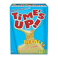 image of R And R Games® Time's Up Title Recall