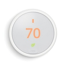 image of Nest® Thermostat E in White