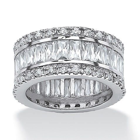 palm jewelry cfm sterling zirconia cut detail cubic palmbeach beach at in silver tcw platinum rings products ring over wedding engagement princess