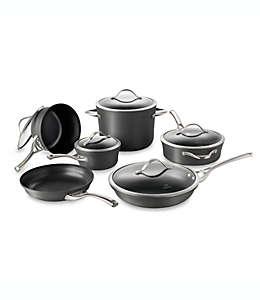 Batería de cocina antiadherente, Calphalon® Contemporary™, 11 piezas