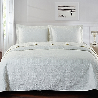 Attractive Image Of De Moocci Chinese Coin Coverlet Set