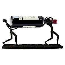image of Danya B.™ Two Men Iron Bottle Holder